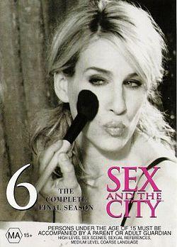 Секс в большом городе / Sex And The City (все 6 сезонов) .