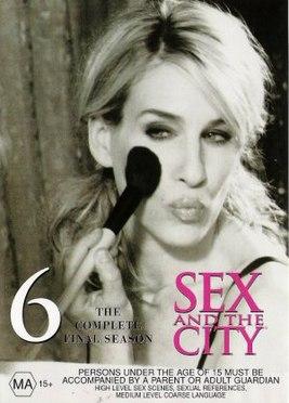 Секс мсто сезон 6 серя 2