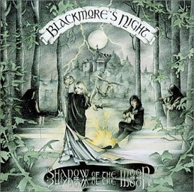Обложка альбома Blackmore's Night «Shadow of the Moon» (1997)