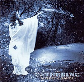 Обложка альбома The Gathering «Almost a Dance» (1993)