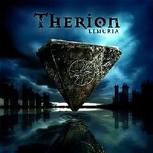 Обложка альбома Therion «Lemuria» (2004)