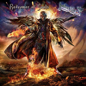 Обложка альбома Judas Priest «Redeemer of Souls» (2014)
