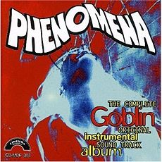 Обложка альбома «Goblin» ««PHENOMENA. The  complete Goblin original instrumental sound track album»» ({{{Год}}})
