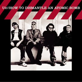 Обложка альбома U2 «How to Dismantle an Atomic Bomb» (2004)