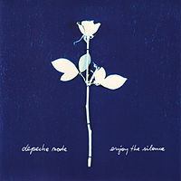 Обложка сингла «Enjoy The Silence» (Depeche Mode, 1990)