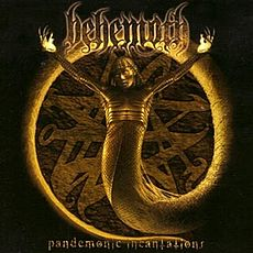 Обложка альбома Behemoth «Pandemonic Incantations» (1998)