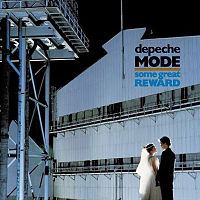 Обложка альбома Depeche Mode «Some Great Reward» (1984)