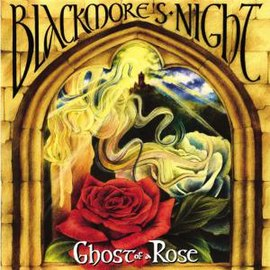 Обложка альбома Blackmore's Night «Ghost Of A Rose» (2003)
