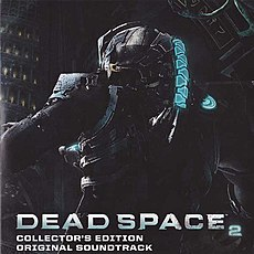 Обложка альбома к игре Dead Space 2 «Dead Space 2 Collector's Edition Original Soundtrack» ()