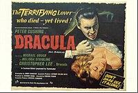 Дракула фильм 1958