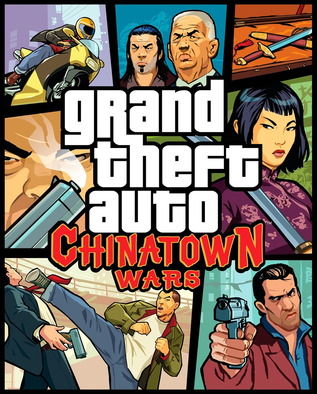 Grand Theft Auto: GTA ChinaTown Wars