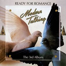 Обложка альбома Modern Talking ««Ready For Romance»» (1986)