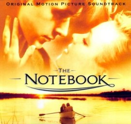 Обложка альбома к фильму «Дневник памяти» «The Notebook» ()