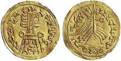Леовигильд 1931 монета