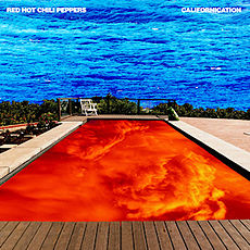 Обложка альбома Red Hot Chili Peppers «Californication» (1999)