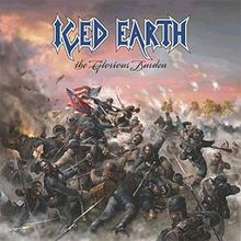 Обложка альбома Iced Earth «The Glorious Burden» (2004)