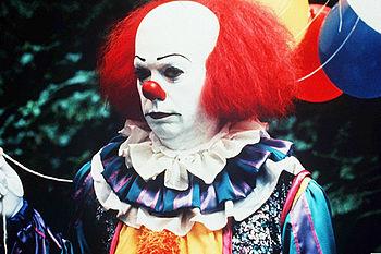 Злобный клоун секс фото 15-196