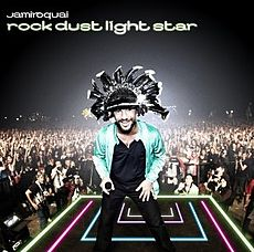 Обложка альбома Jamiroquai «Rock Dust Light Star» (2010)