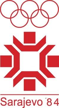 Зимние Олимпийские игры Википедия Эмблема зимних Олимпийских игр 1984