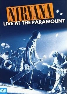 Обложка альбома Nirvana «Live at the Paramount» (2011)