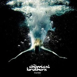 Обложка альбома The Chemical Brothers «Further» (2010)