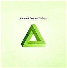 Обложка альбома Above & Beyond «Tri-State» (2006)