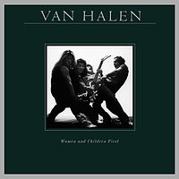 Обложка альбома Van Halen «Women and Children First» (1980)