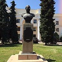Памятники из гранита в уфе молодечно цена на памятники москва в йошкар