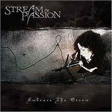 Обложка альбома Stream of Passion «Embrace the Storm» (2005)