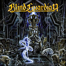 Обложка альбома Blind Guardian «Nightfall in Middle-Earth» (1998)