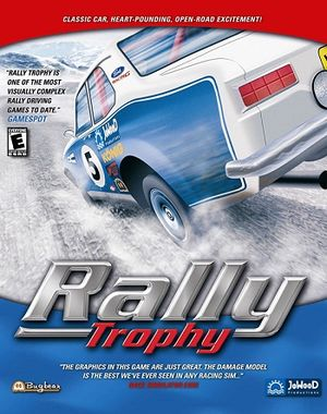 1Rally Trophy Cd Key