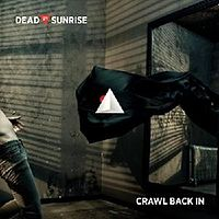 Обложка сингла «Crawl Back In» (Dead By Sunrise, 2009)
