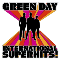 Обложка альбома Green Day «International Superhits!» (2001)