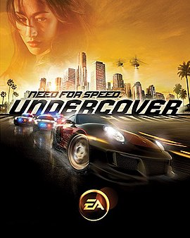 Need for Speed: Undercover — Википедия