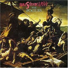 Обложка альбома The Pogues «Rum, Sodomy, and the Lash» (1985)