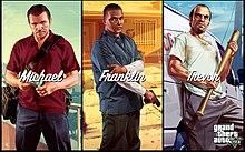 Grand Theft Auto V википедия