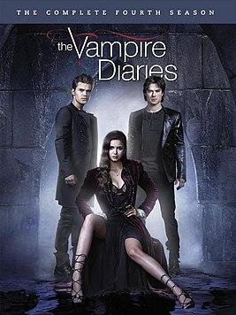 дневники вампира в каком сезоне елена