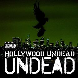 Обложка сингла «Undead» (Hollywood Undead, 2008)