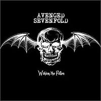 Обложка альбома Avenged Sevenfold «Waking The Fallen» (2003)