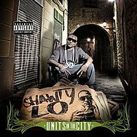 Обложка альбома Shawty Lo «Units in the City» (2008)