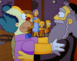 The Simpsons. Like Father, Like Clown.png