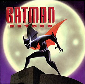 Обложка альбома «Batman Beyond (1999 Animated Television Series)[3][4][5]» ()