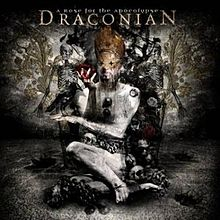 Обложка альбома Draconian «A Rose for the Apocalypse» (2011)