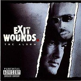 Обложка альбома «Сквозные ранения» ()