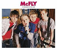 Обложка сингла «5 Colours in Her Hair» (McFly, 2004)