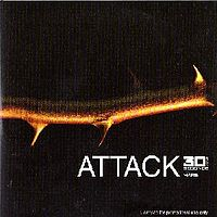 Обложка сингла «Attack» (30 Seconds to Mars, 2005)