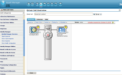 Novell Identity Manager Screenshot
