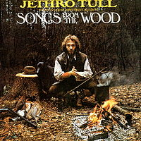 Обложка альбома Jethro Tull «Songs from the Wood» (1977)