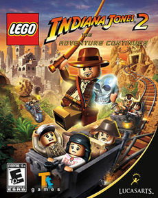 Lego Indiana Jones 2. The Adventure Continues (Обложка диска).jpg