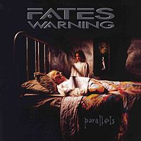 Обложка альбома Fates Warning «Parallels» (1991)